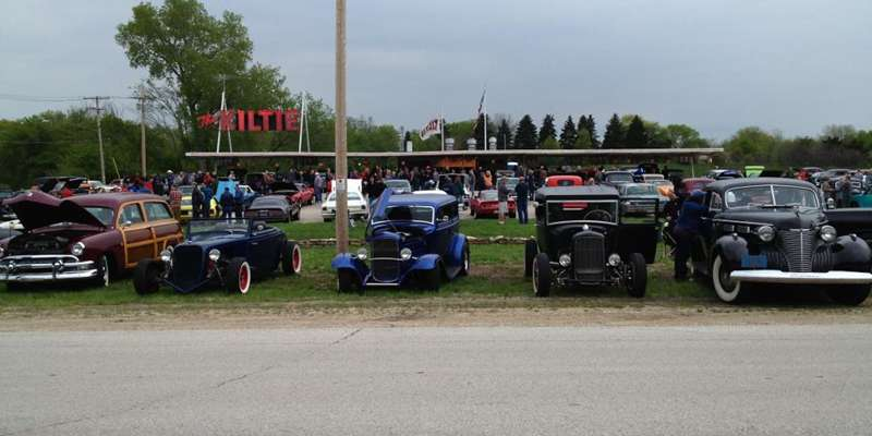 Kiltie Drive In Annual Car Show